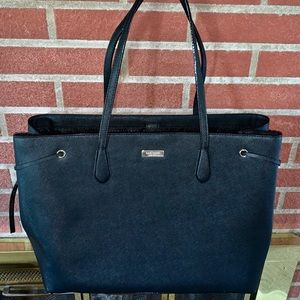 Large Black Kate Spade Tote Bag LIKE NEW